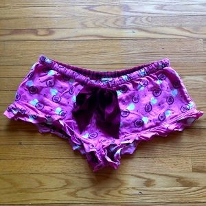 Victoria's Secret Pink sleep shorts